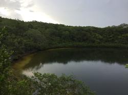 Cottage Pond Blue Hole