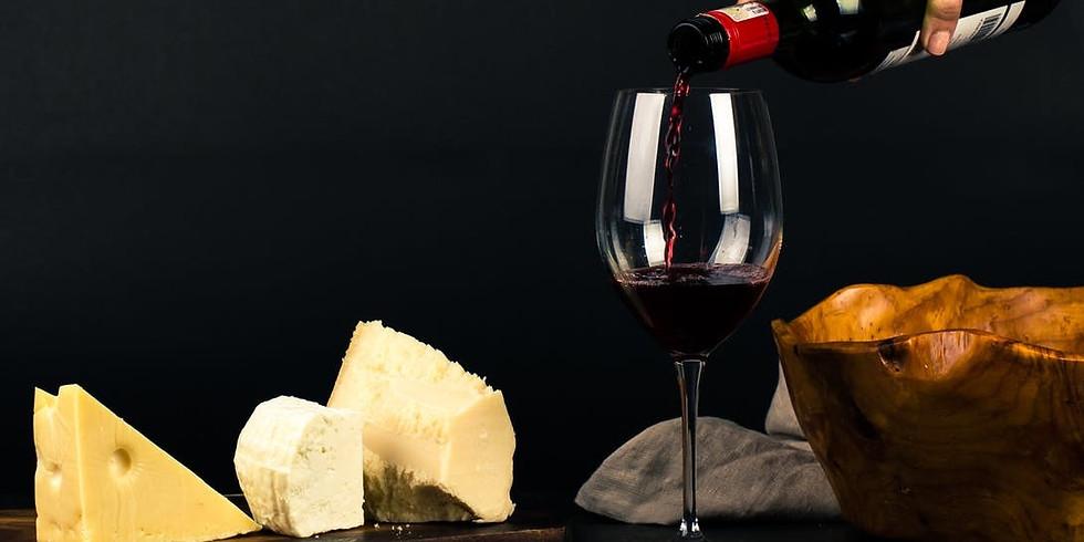 Henry's Wine and Cheese Night