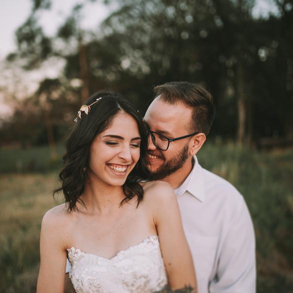 Glücklich verheiratet