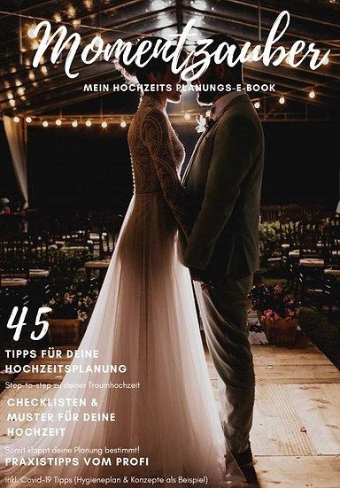 Hochzeitsplanungsbuch inkl. Checklisten