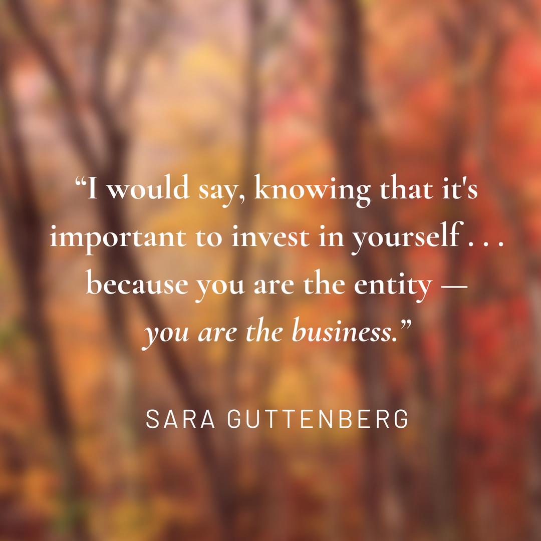 Sara Guttenberg
