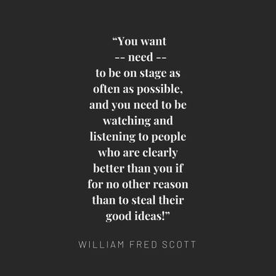 William Fred Scott