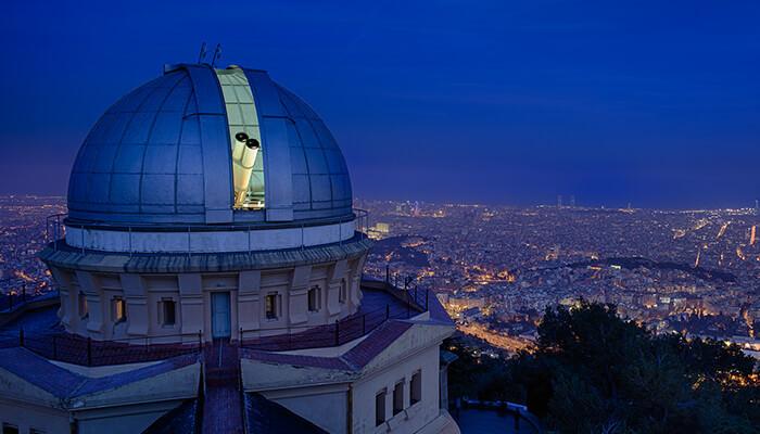 Обсерватория Fabra