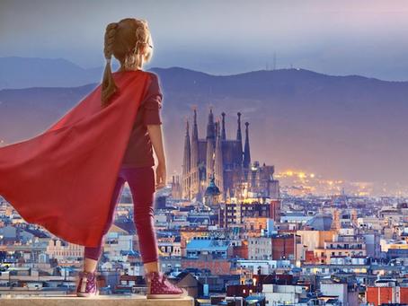 Барселона с детьми - что посмотреть!