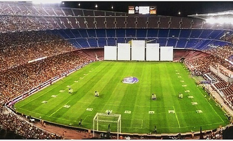 Где купить билеты на футбол в Барселоне?