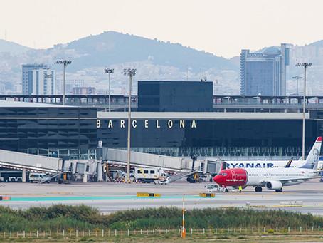 Аэропорт Эль Прат Барселоны