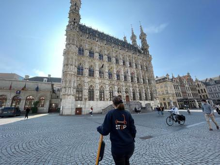 STEP in Leuven: a versatile city !