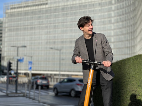 STEP in Brussels: the best way to move !