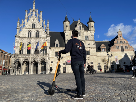STEP in Mechelen: the city of churches !