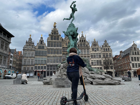 STEP in Antwerp: discover atypical Antwerp !