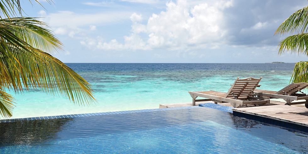 All inclusive Destination Retreat: 7-day Practitioner Diploma Workshop