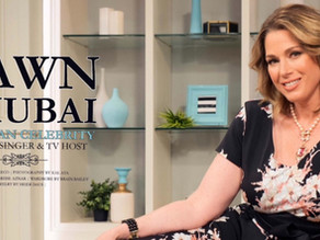 Canadian Celebrity - Actress, Singer & TV Host - Dawn Chubai
