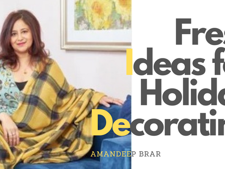 Fresh Ideas for Holiday Decorating