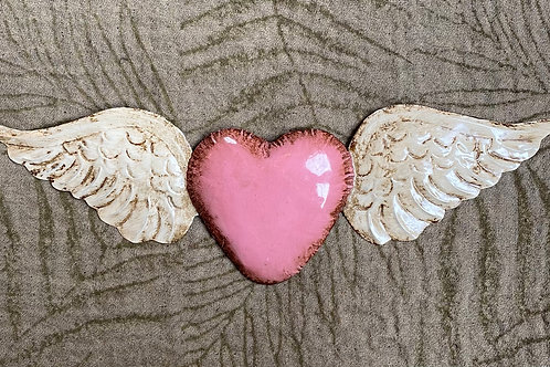 angel heart ex voto