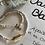 Thumbnail: Bracelet Hope jaspe blanc