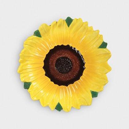 little plate flower