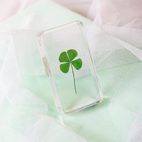 Cube lucky clover
