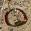 Thumbnail: Bracelet Hope jaspe rouge