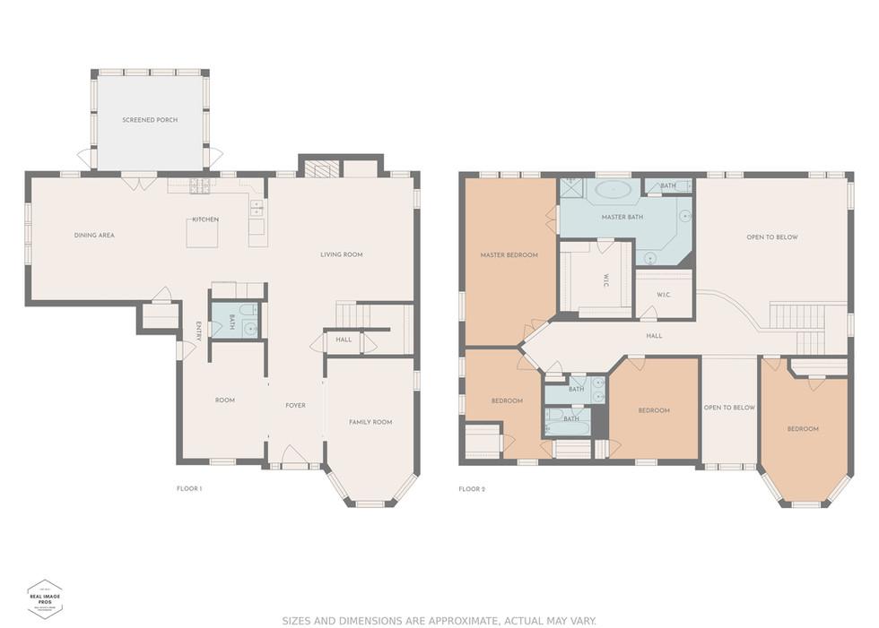 Cubicasa Floor Plans