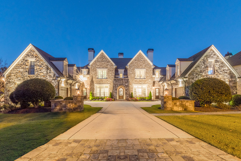 Atlanta Evening Real Estate Photography
