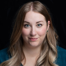 Chelsea Landrum, Operations and Digital Media Manager (US)