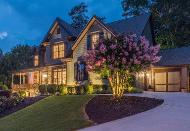 Atlanta Twilight Real Estate Photography