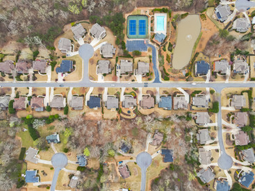 Atlanta Arial Real Estate Photography
