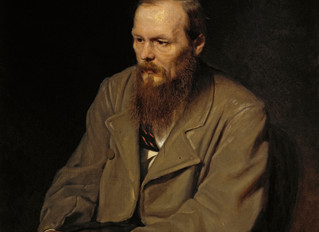 How Dostoevsky Cured My Alcoholism or: Pissing on Hunter Thompson's Grave