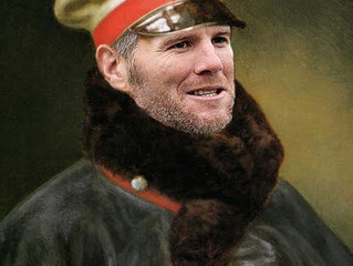 Gunslinger in the Tsar's Army: Brett Favre and the Napoleonic Wars