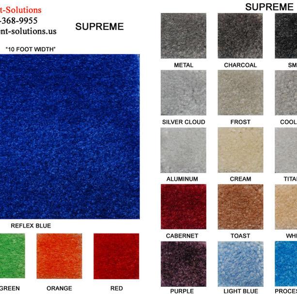 Supreme colors