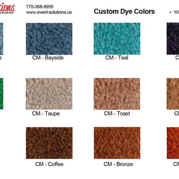 30 oz custom dye-colors