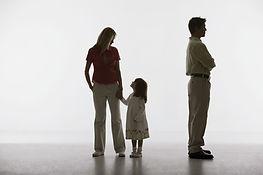 Echtscheiding, uiteengaan, scheiding, ouderschapspslan