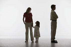 Familie Dispute