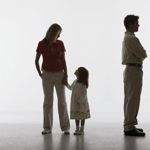 Separação e filhos
