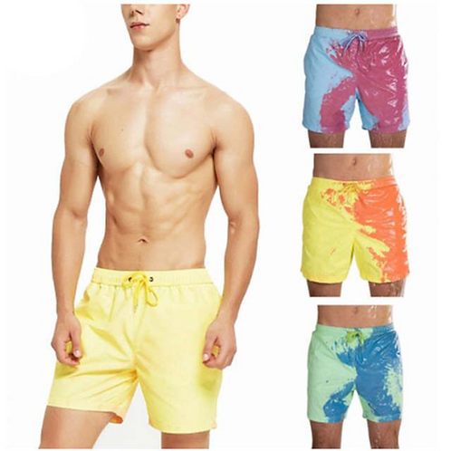 Colour Changing Swimming Trunks