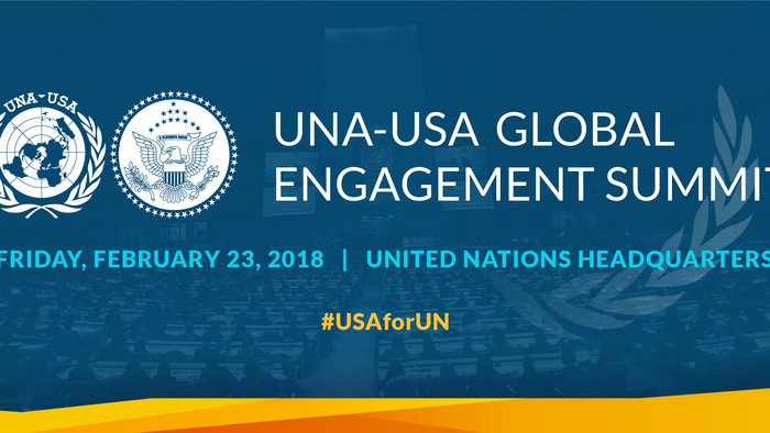 Global Engagement Summit Planned by the UNA-USA