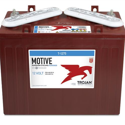 Trojan T-1275 12-Volt, 150 Amp Hour (LAX-BS)