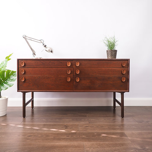 Mid Century sideboard by Meredew Retro Wooden Furniture Dressing Table