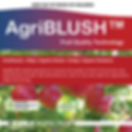 AgriBLUSH Label