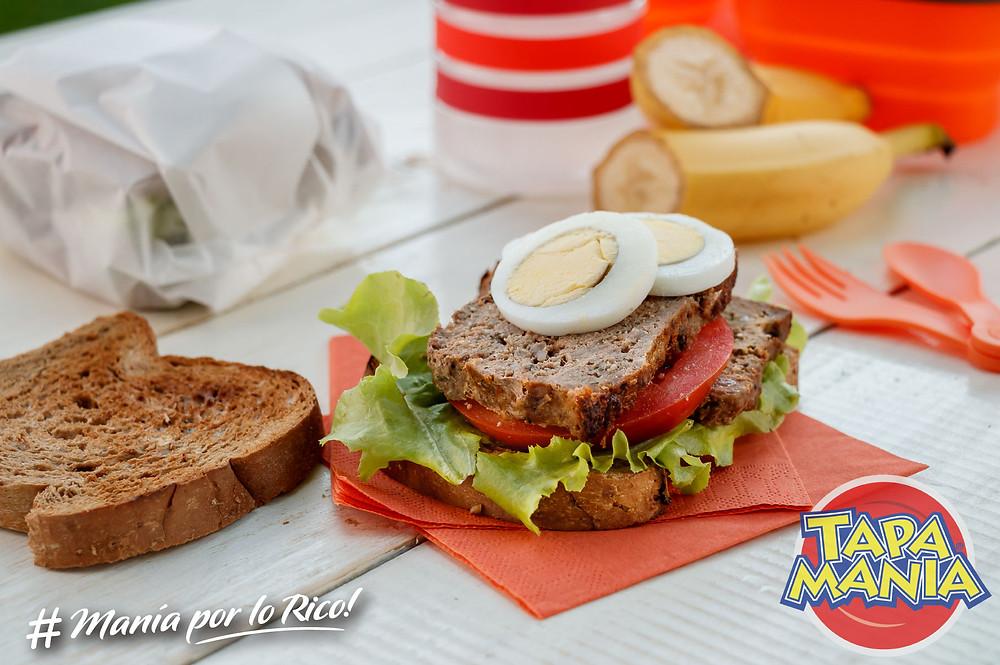 sandwich de carne