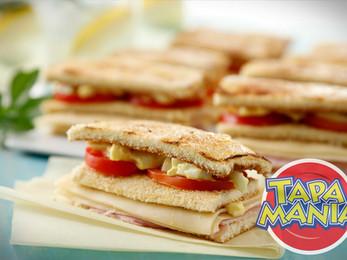 """Diplomáticos"", sandwiches agridulces"