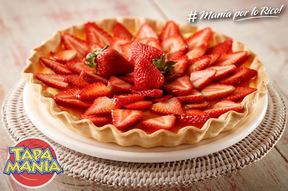 tarta frutillas