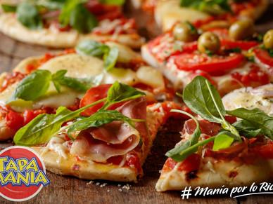 Festival de pizzas Tapamania