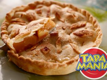 #Pastel de #manzanas #Tapamanía: