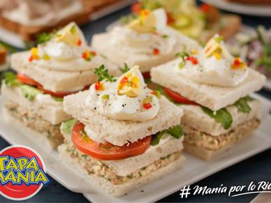 Sandwich de 3 capas