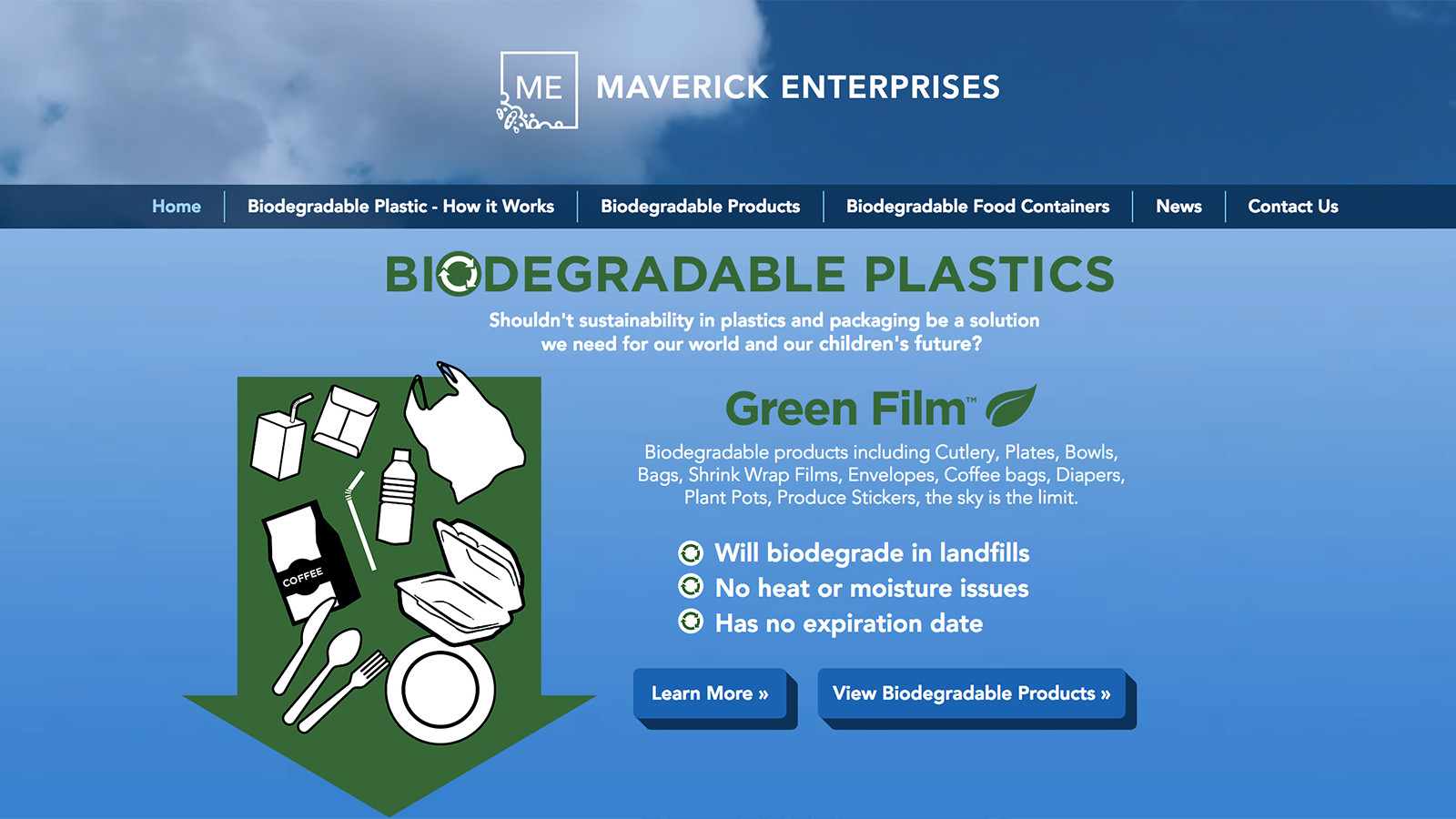 Biodegradable Food Containers | Biodegradable Plastics