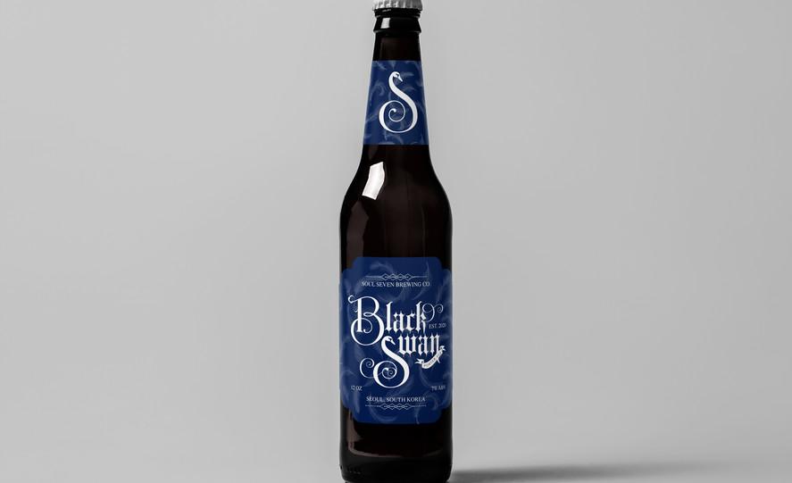 Black Swan – Blue
