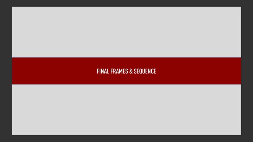 Final Frames Title