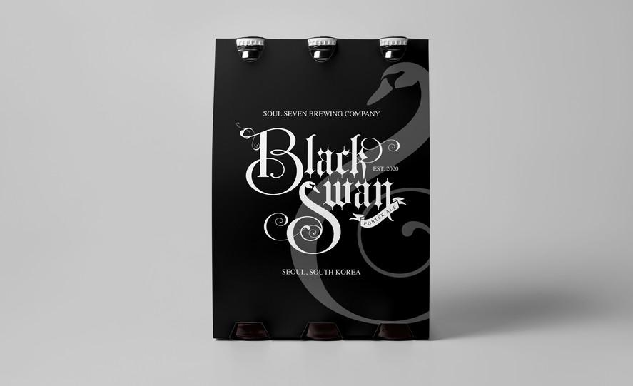 Black Swan - Black Package Front
