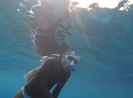 水中スクーターレンタル始めました♪
